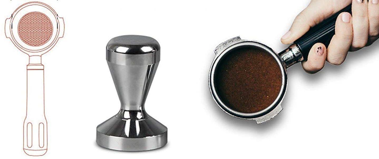 Top Espresso Tamper