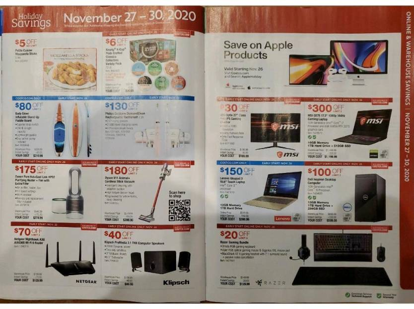 Costco Black Friday