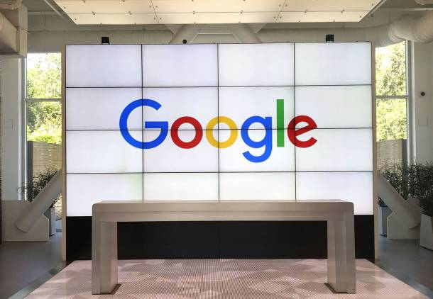 Google Look to Speak