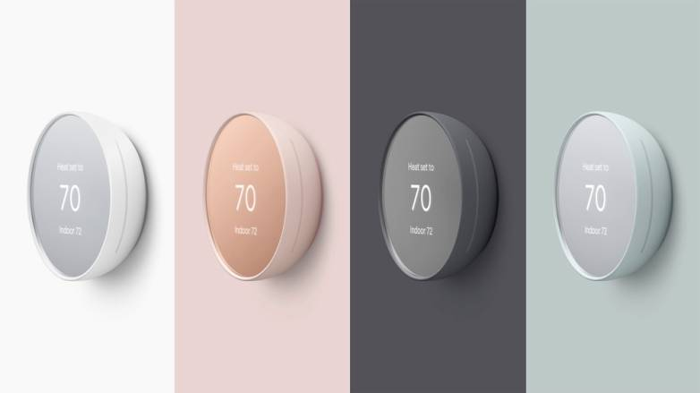 Google Nest Thermostat 2020