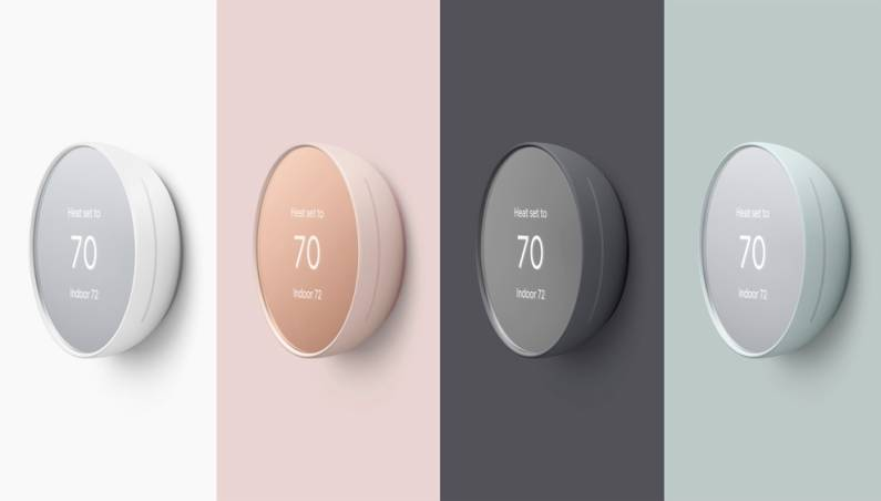 Google Nest Thermostat 2020
