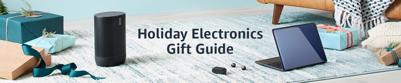 Amazon Electronics Gift Guide