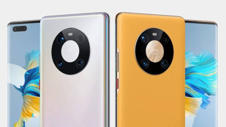 Mate 40 Pro Plus vs. iPhone 12