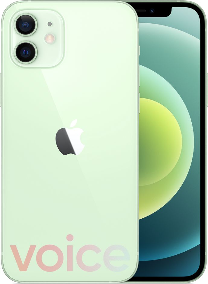 iPhone-12-Green