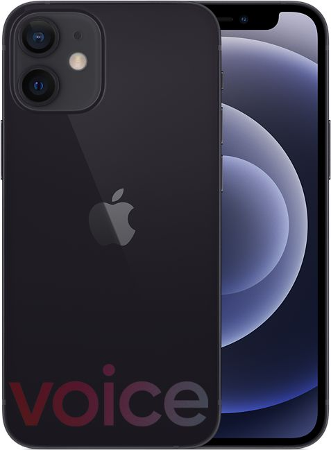 iPhone-12-mini-Black
