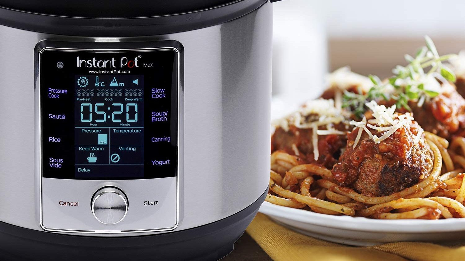 The Instant Pot Max is $120 off for Cyber Monday and we've never seen anything like it