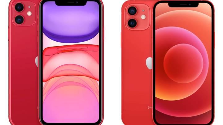 iPhone 12 vs. iPhone 11
