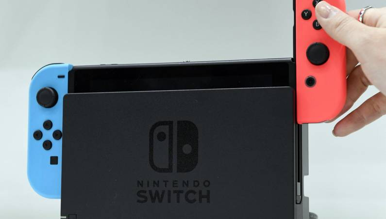 Qualcomm Nintendo Switch