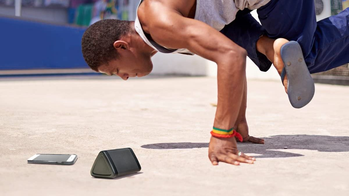 Amazon's best-selling portable speaker has 96,000 5-star ratings – today it's only $26
