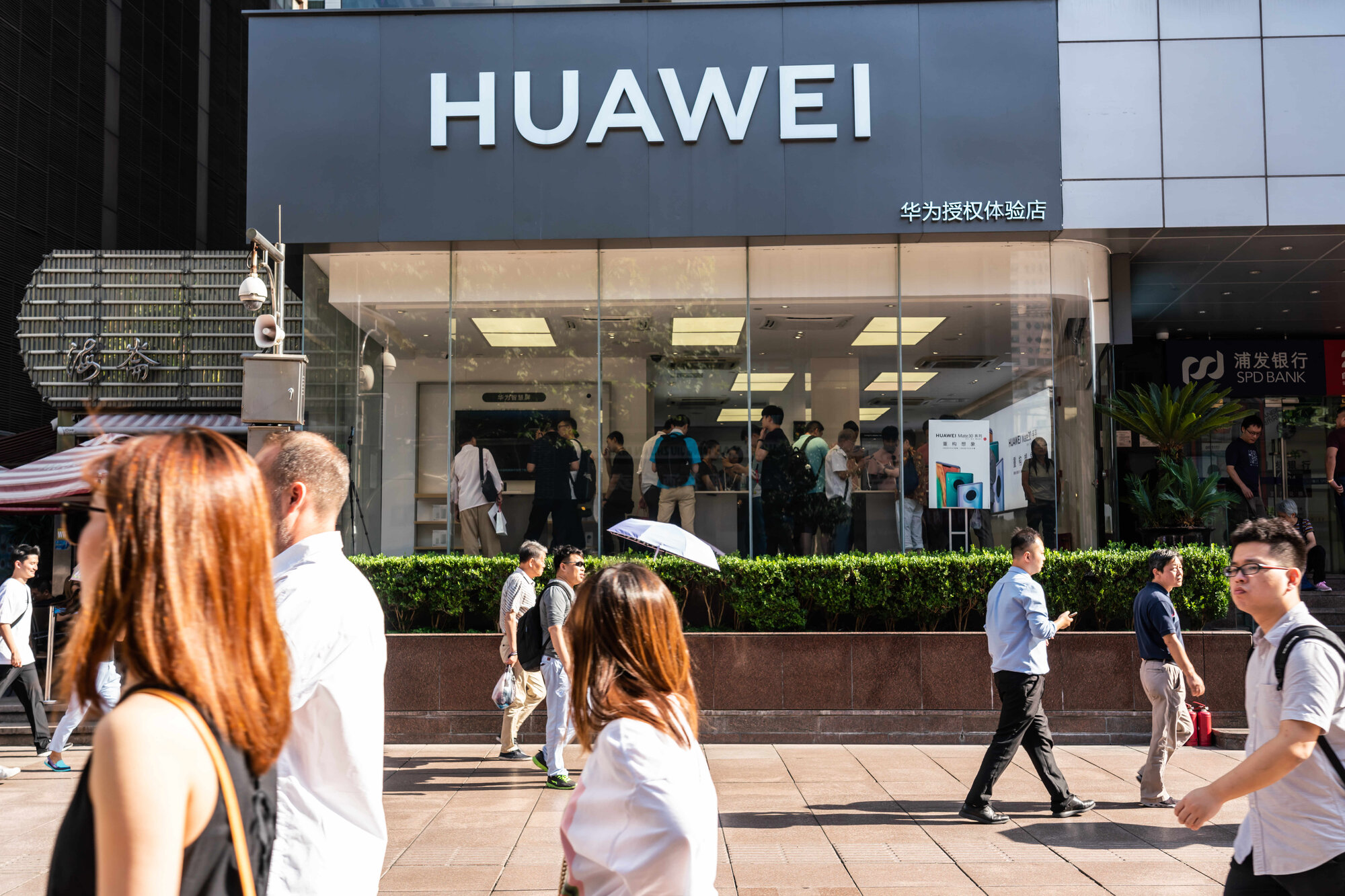 Huawei may have eavesdropped on Dutch mobile network's calls