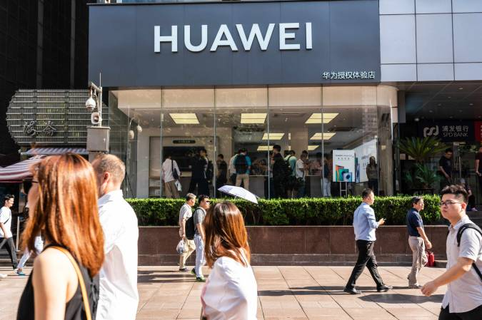 Huawei is now just struggling to survive