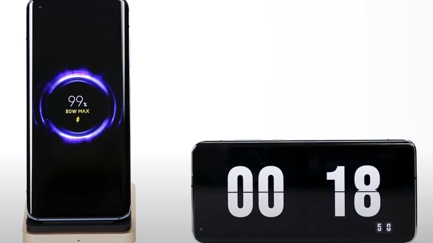 80W Wireless Charger