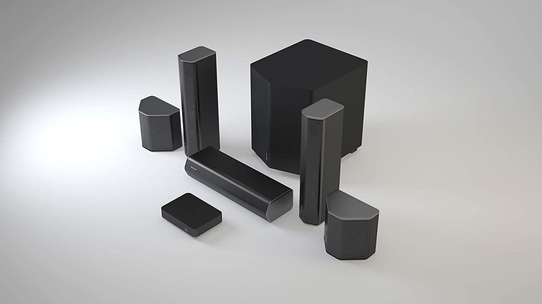 Surround Sound Speakers Amazon