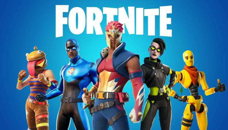 Fortnite PS5 Xbox Series X