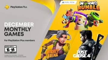 Free PS5 and PS4 games