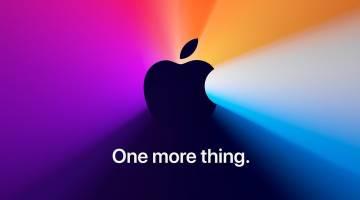 Apple silicon event announcements
