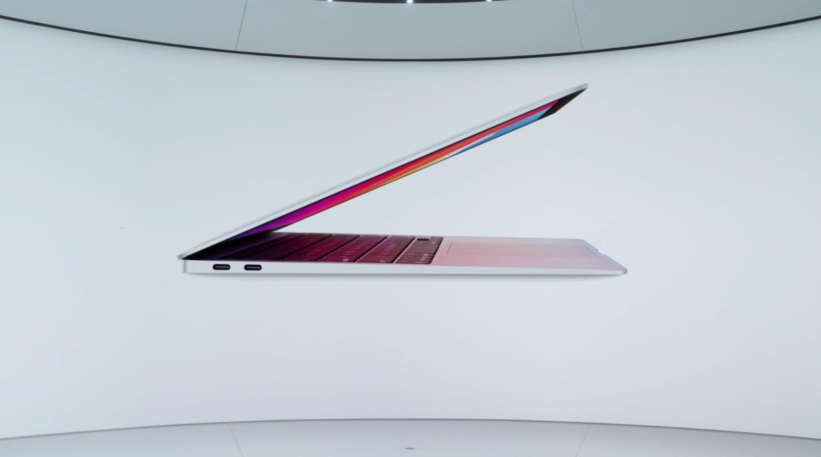 MacBook Air yang didesain ulang mungkin juga hadir dengan takik