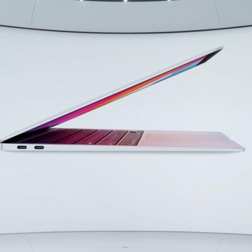 Redesigned MacBook Air