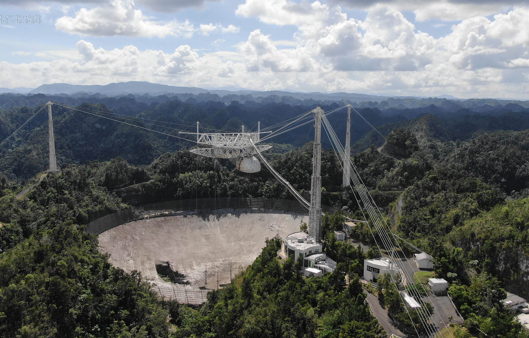 Cleaning up the destroyed Arecibo Observatory is going to cost so much money