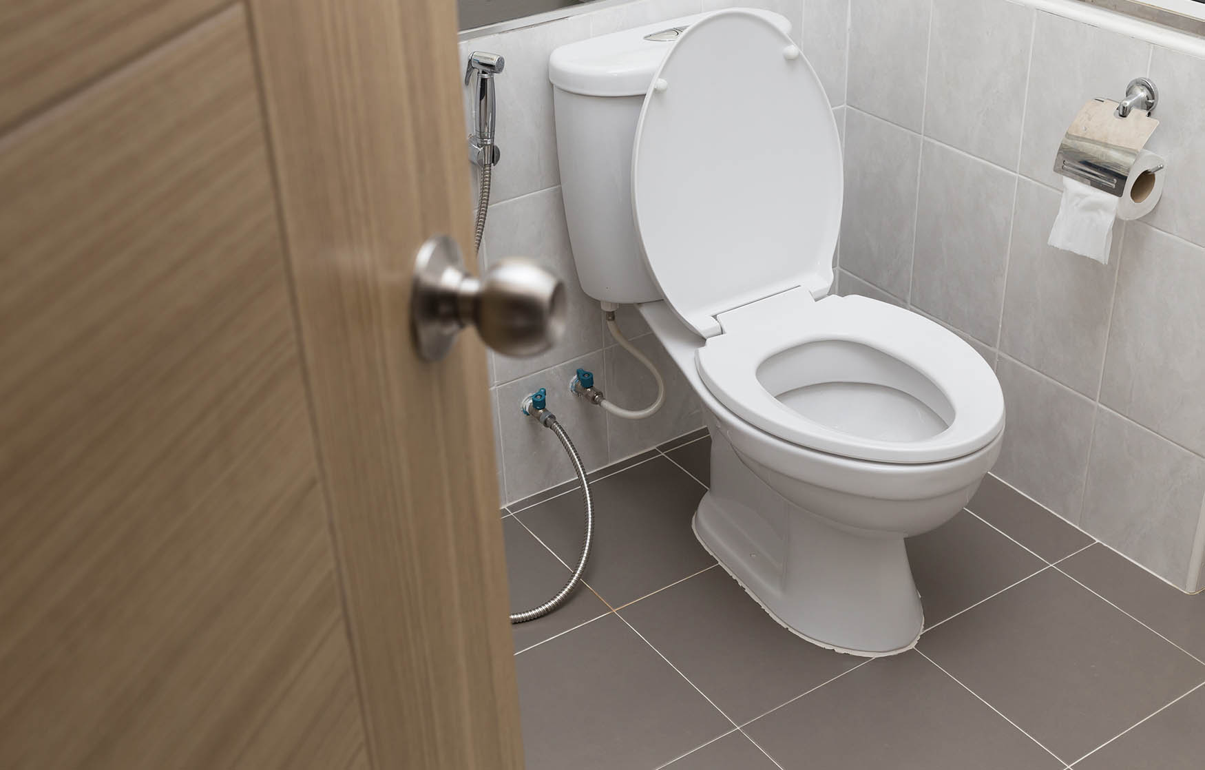 Can you guess the dirtiest thing in your bathroom? (Hint: It's not the toilet)