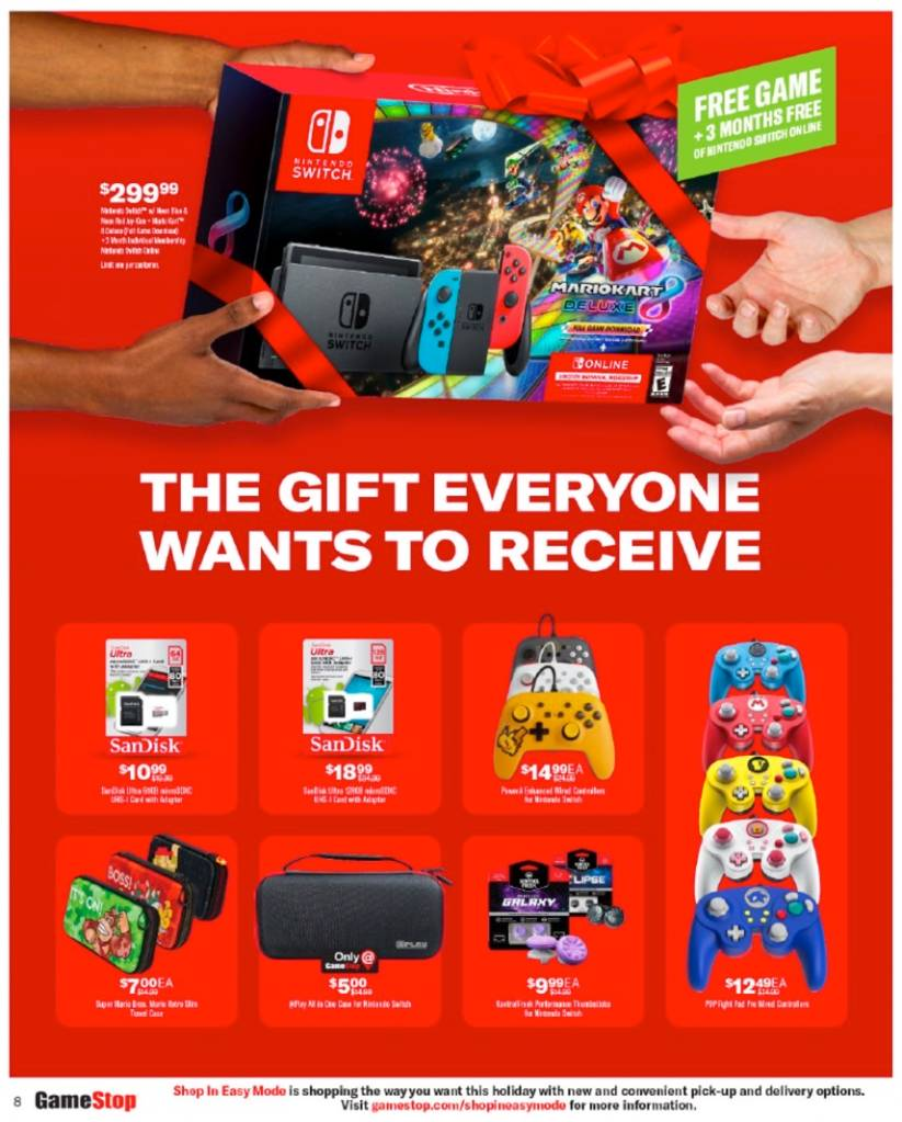 GameStop's best Black Friday news is official: Stores will ...