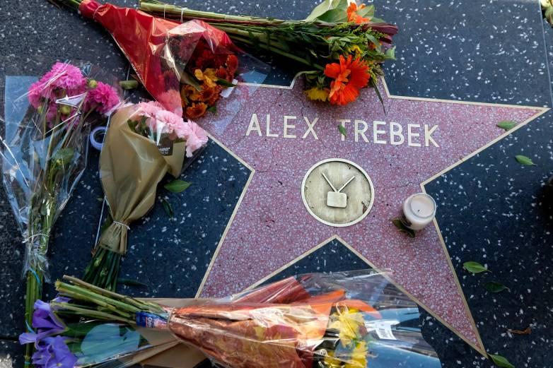 Alex Trebek last show