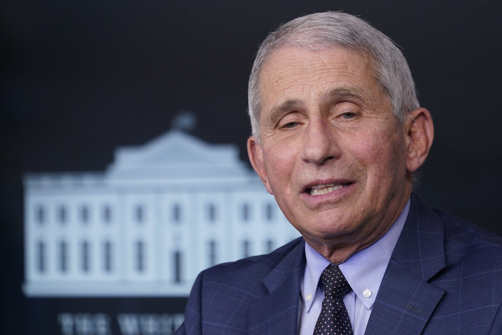 Warning: Dr. Fauci says he's very worried about the coronavirus mutations in these 2 states