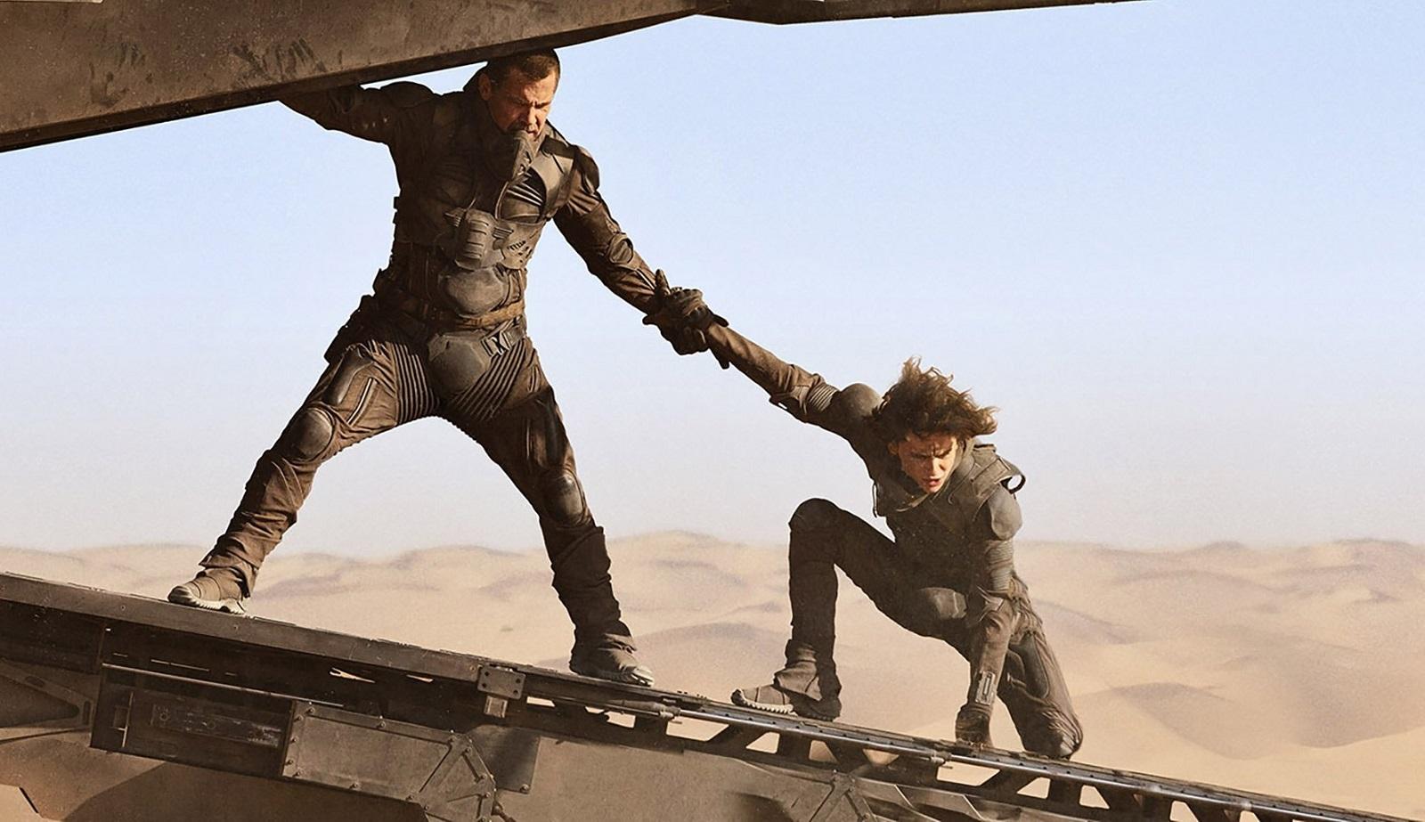 Cara streaming Dune lebih awal di HBO Max