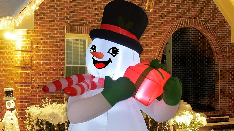 Best Inflatable Snowman