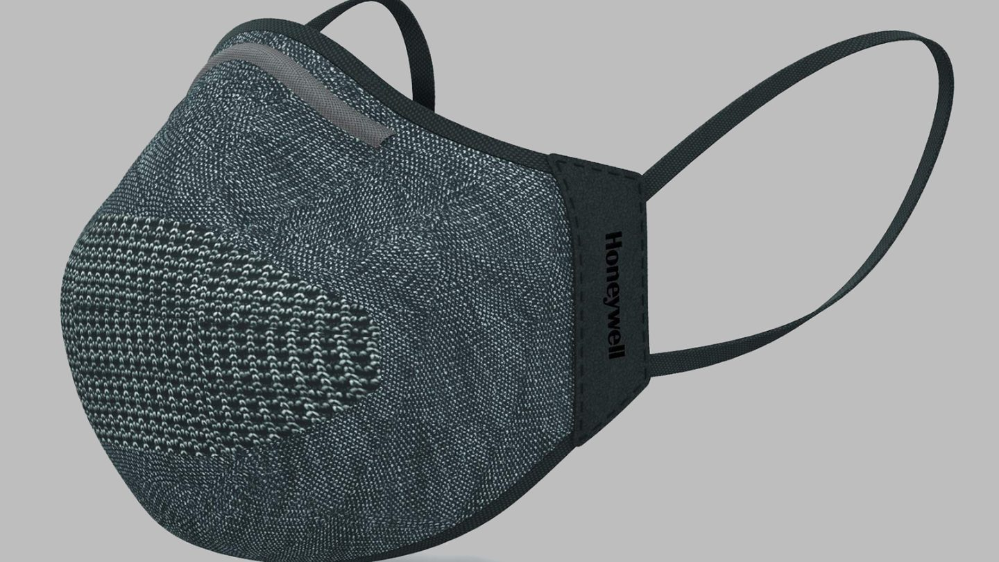 Honeywell Dual Layer Face Cover