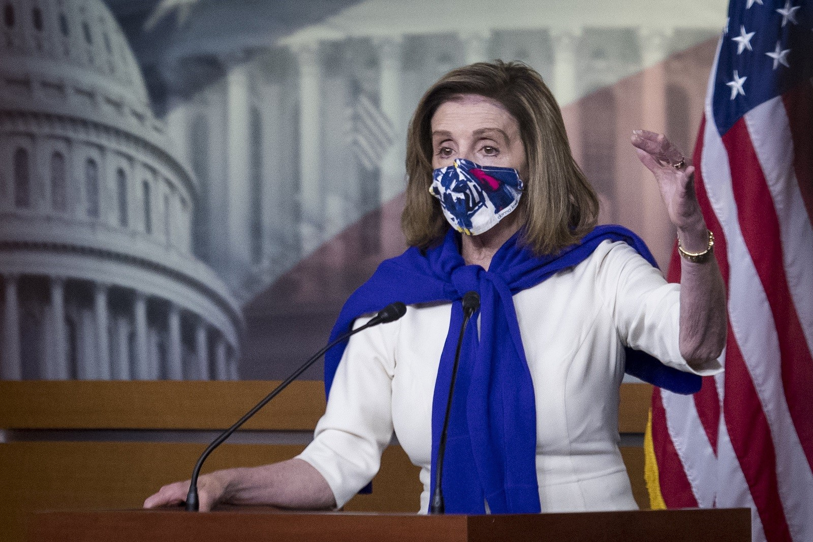 Stimulus package update: Pelosi says a deal will be reached by December 11th