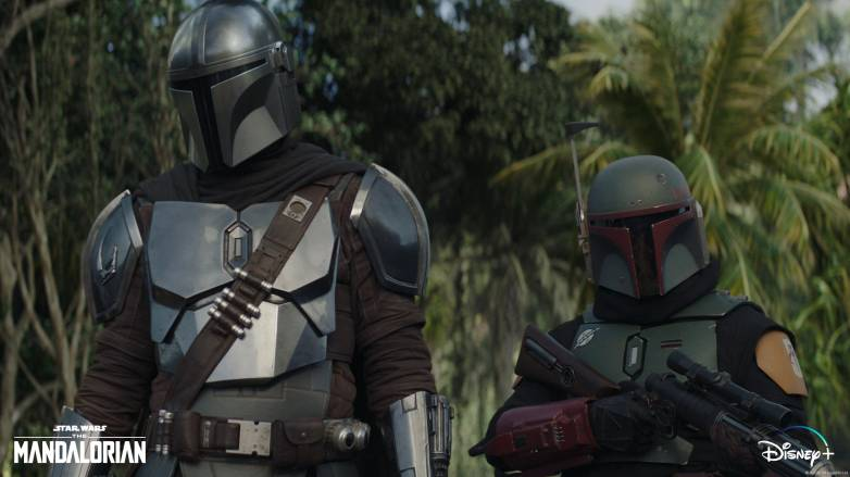 The Mandalorian vs. WandaVision