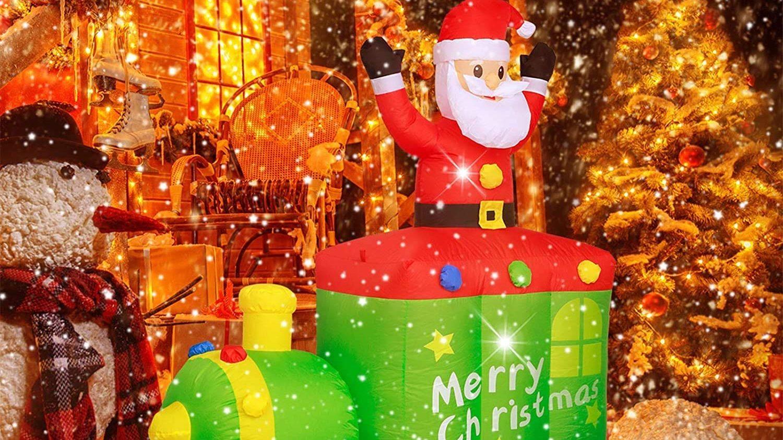 Best Inflatable Santa