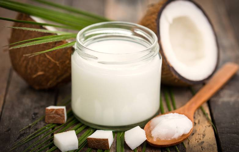 is coconut oil heathy