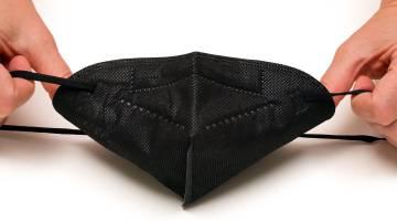 Black KN95 Mask Amazon