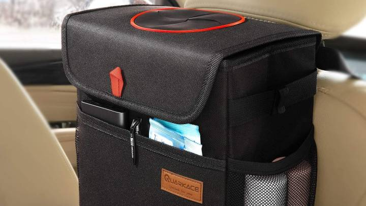 Top Garbage Cans for Cars
