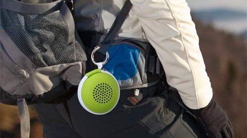 Smallest Mini Speaker