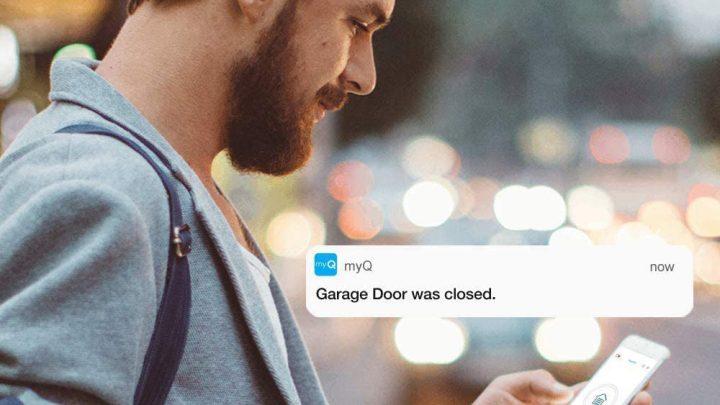 myq garage door opener