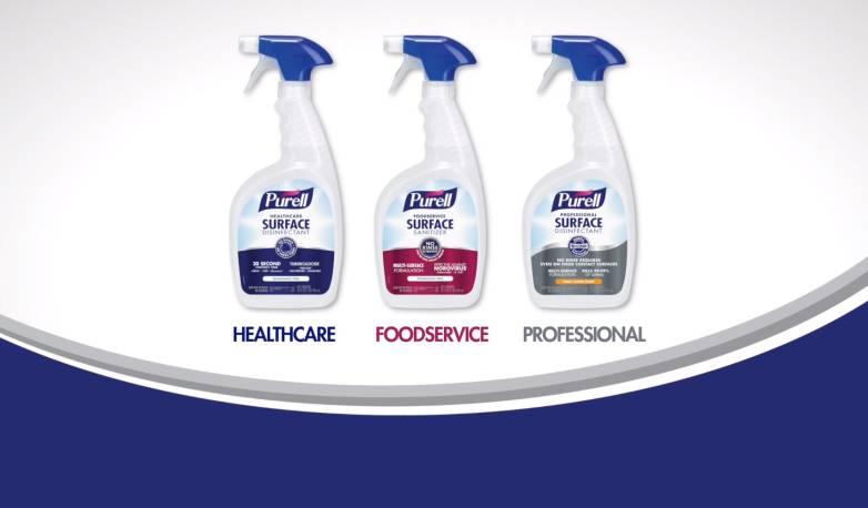 Purell Sanitizer Spray Amazon