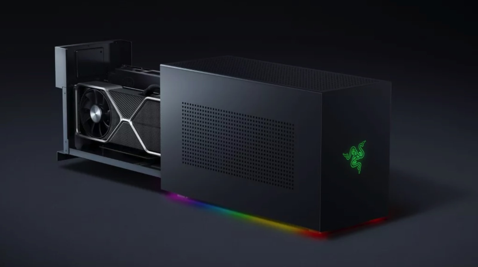 Forget the PS5 and Xbox, Razer just launched a modular gaming PC