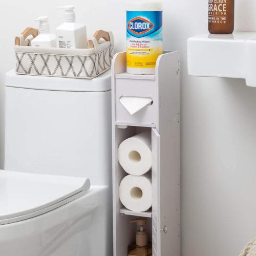 Small Bathroom Storage Cabinet