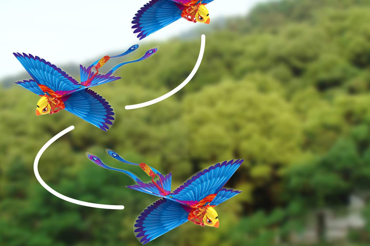 The RC bird that's even more fun to fly than a drone is 10% off at Amazon, now only thumbnail
