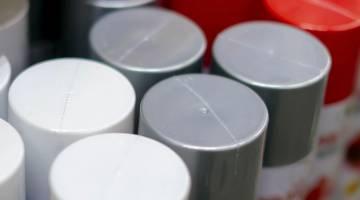 spray paint recall
