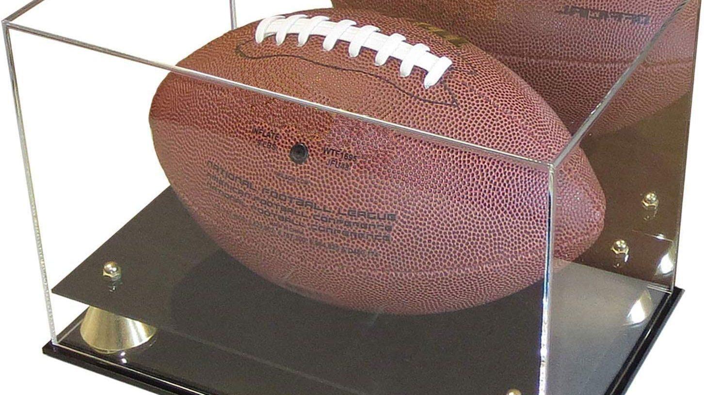 Best Football Display Case