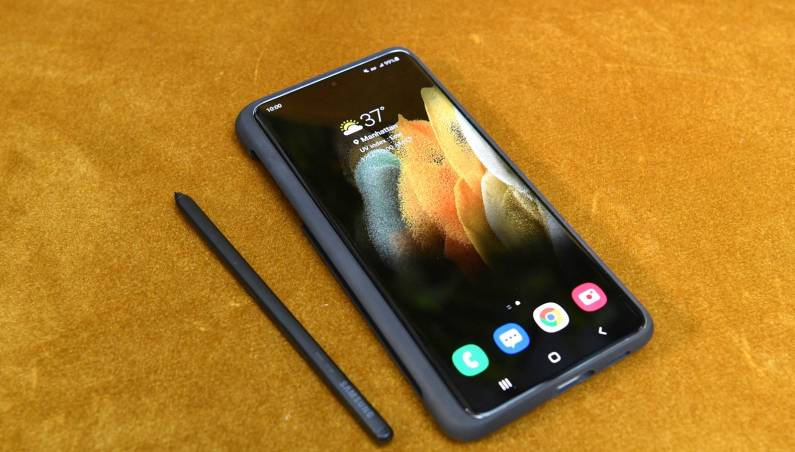 Galaxy S21 Ultra vs. iPhone 12 Pro Max