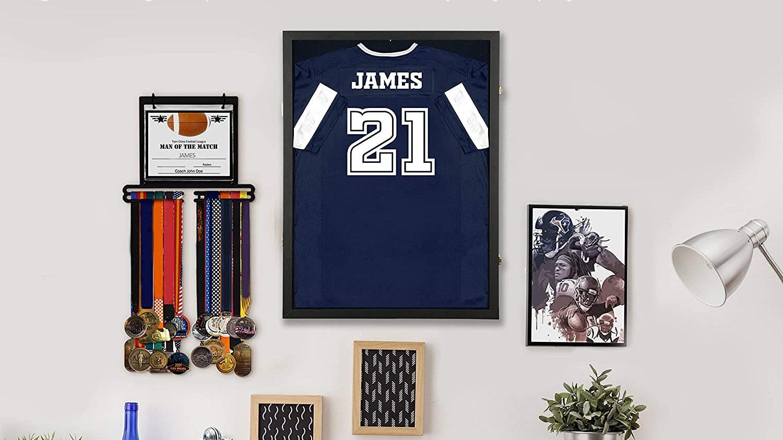 Best Jersey Display Frame