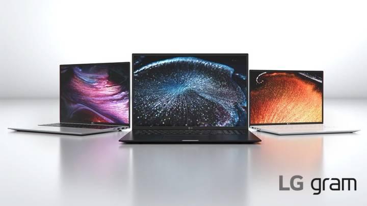 LG Gram 2021
