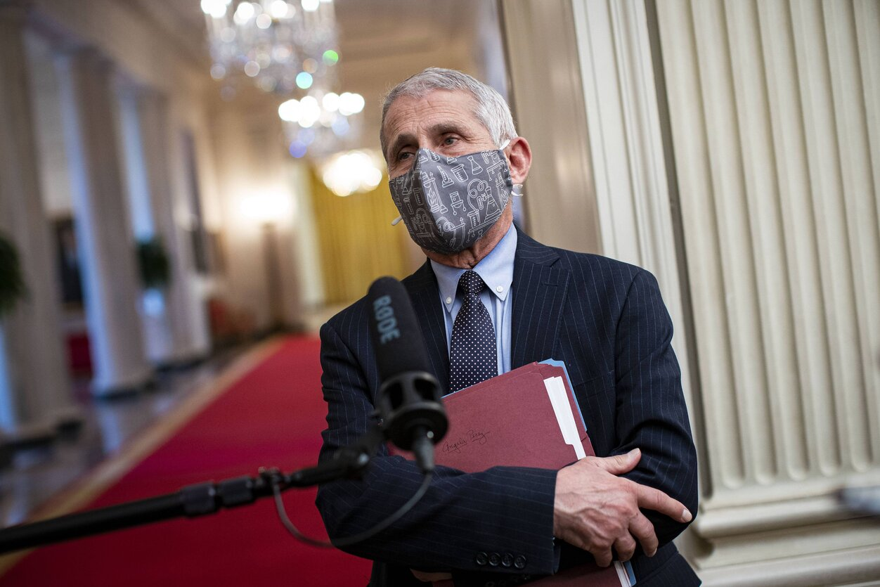People are freaking out over Dr. Fauci's latest coronavirus claim