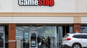 GameStop Stock Wall Street