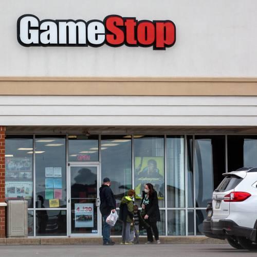 GameStop meme stock rally